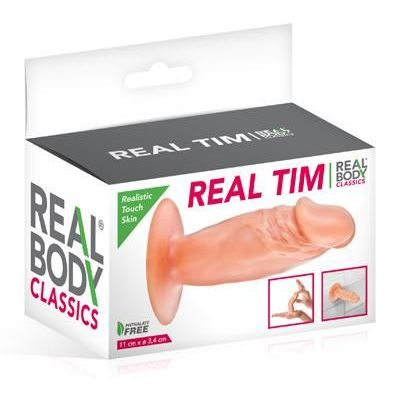 Фаллоимитатор Real Body – Real Tim