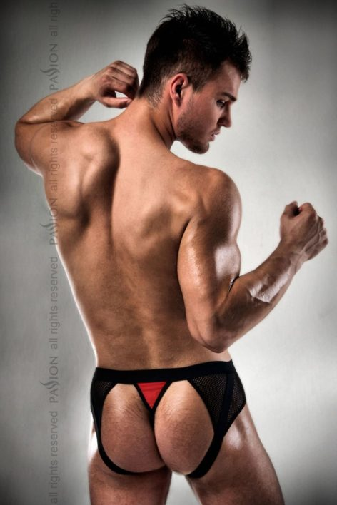 007 THONG red L/XL – Passion