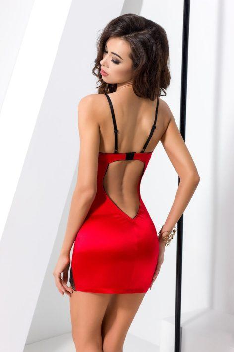BRIDA CHEMISE red L/XL – Passion