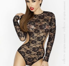 YOLANDA BODY black L/XL – Passion
