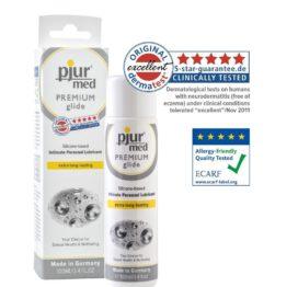 Лубрикант на силиконовой основе pjur MED Premium glide 100 мл