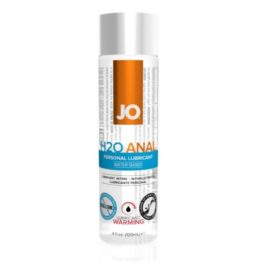 Лубрикант на водной основе System JO ANAL H2O – WARMING (120 мл)