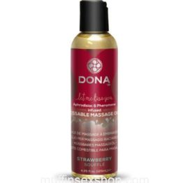 Массажное масло DONA Kissable Massage Oil