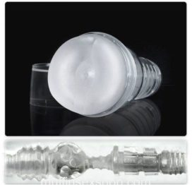Мастурбатор Fleshlight Ice Butt Crystal