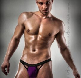 006 SLIP violet L/XL – Passion
