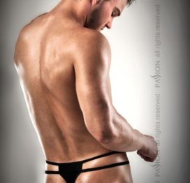 014 THONG black XXL/XXXL – Passion