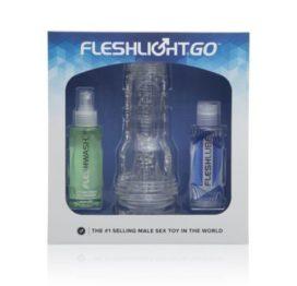 Мастурбатор Fleshlight GO Torque Combo