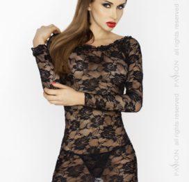 YOLANDA CHEMISE black L/XL – Passion