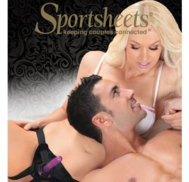 Страпон Sportsheets – New Comers Strap-on Kit
