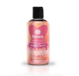 Пена для ванны Dona Bubble Bath – Flirty Blushing Berry