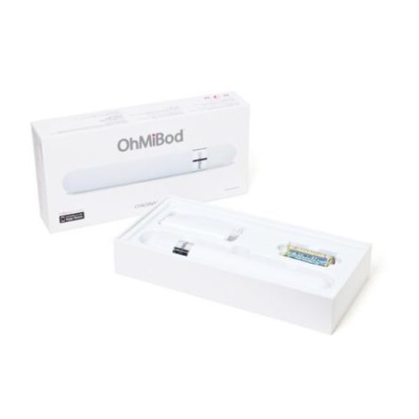 Музыкальный вибратор OhMiBod – Original 3.OH Music Vibrator