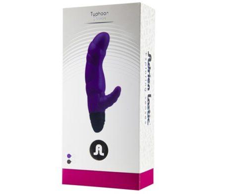 Вибратор Adrien Lastic Typhoon Purple