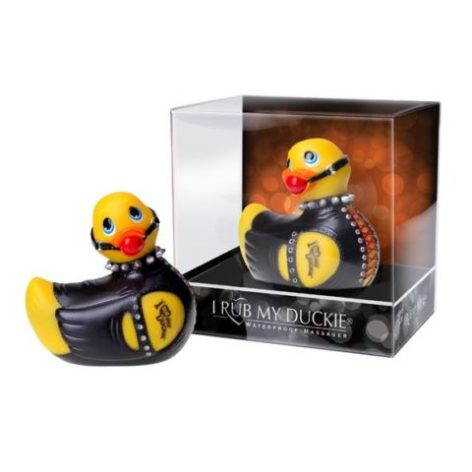 Вибромассажер I Rub My Duckie – Bondage Yellow