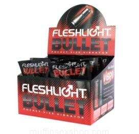 Вібропатрон для установки в мастурбатори Fleshlight Bullet