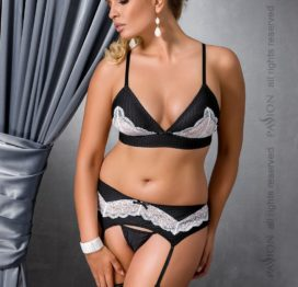 CAMILLE SET black 4XL/5XL – Passion