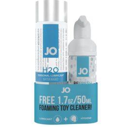 Подарочный набор System JO Limited Edition Promo Pack – JO H2O ORIGINAL(120 мл) + JO REFRESH (50 мл)