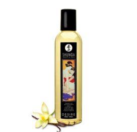 Массажное масло Shunga Desire – Vanilla 250 мл
